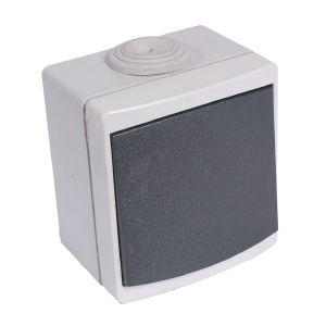 va et vient tanche interrupteur tanche france appareillage lectrique mural. Black Bedroom Furniture Sets. Home Design Ideas