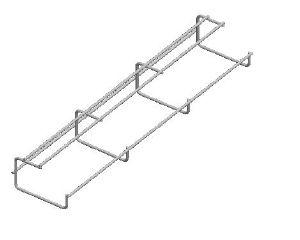 chemin de cable en fil rejiband faux plafond 100x60 mm france. Black Bedroom Furniture Sets. Home Design Ideas