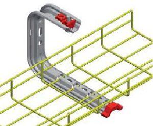 support plafond omega 100 de chemin de cable france. Black Bedroom Furniture Sets. Home Design Ideas