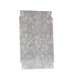 plaque metallique pleine en tole d 39 acier galvanise de 2 mm. Black Bedroom Furniture Sets. Home Design Ideas