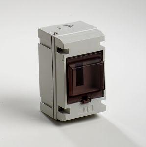 coffret electrique vide apparent 650 c tanche ip55 1. Black Bedroom Furniture Sets. Home Design Ideas