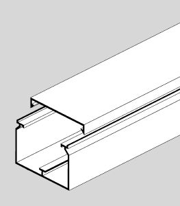 goulotte electrique pvc 60x90 mm france. Black Bedroom Furniture Sets. Home Design Ideas